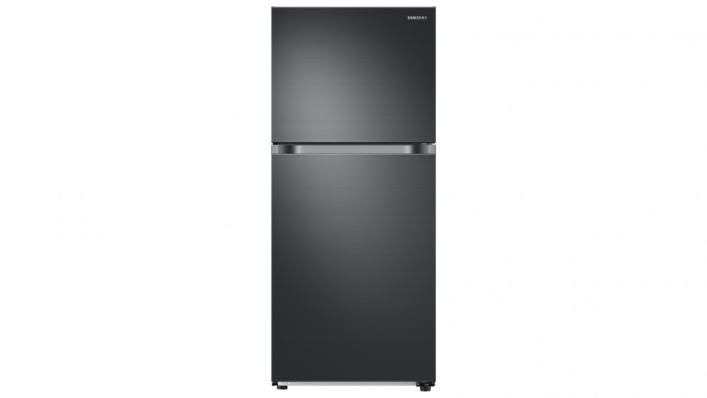 Samsung 525L Twin Cooling Plus Top Mount Fridge - Black Stainless