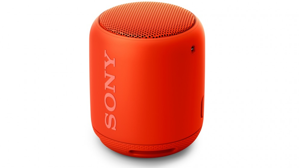 Sony XB10 Extra Bass Portable Bluetooth Speaker - Red