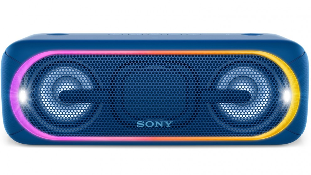 Sony XB40 Extra Bass Portable Bluetooth Speaker - Blue