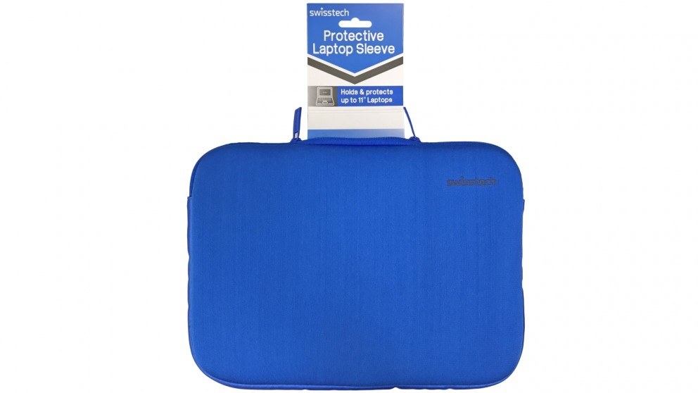 "SwissTech 11"" Protective Laptop Sleeve - Blue"