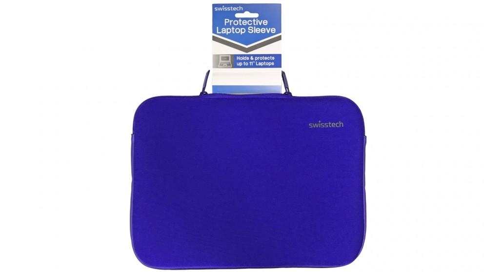 "SwissTech 11"" Protective Laptop Sleeve - Purple"