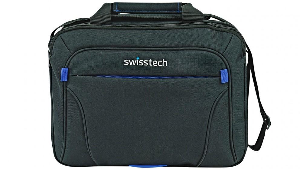 "SwissTech 14"" Laptop Bag - Black"