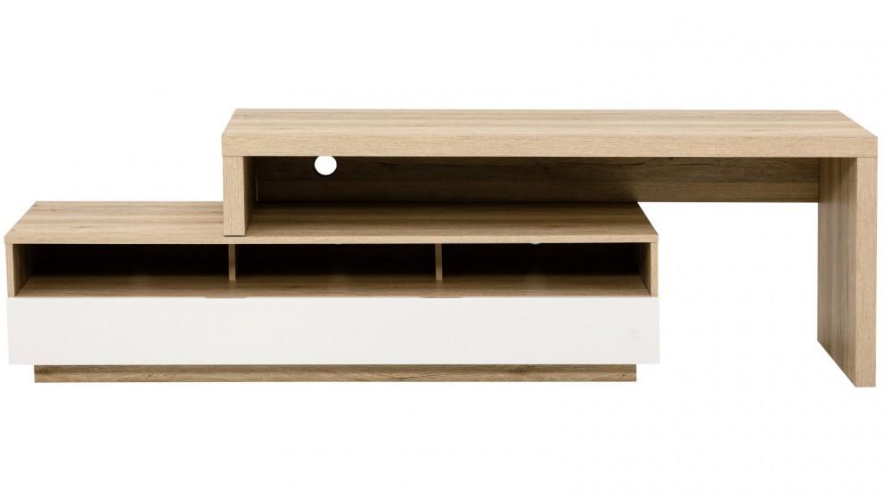 Tauris Stretch 1500mm TV Cabinet - Oak
