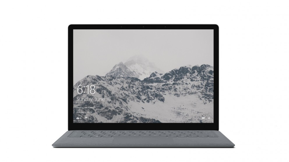 Microsoft Surface Laptop - 256GB / Intel Core i5 - Platinum