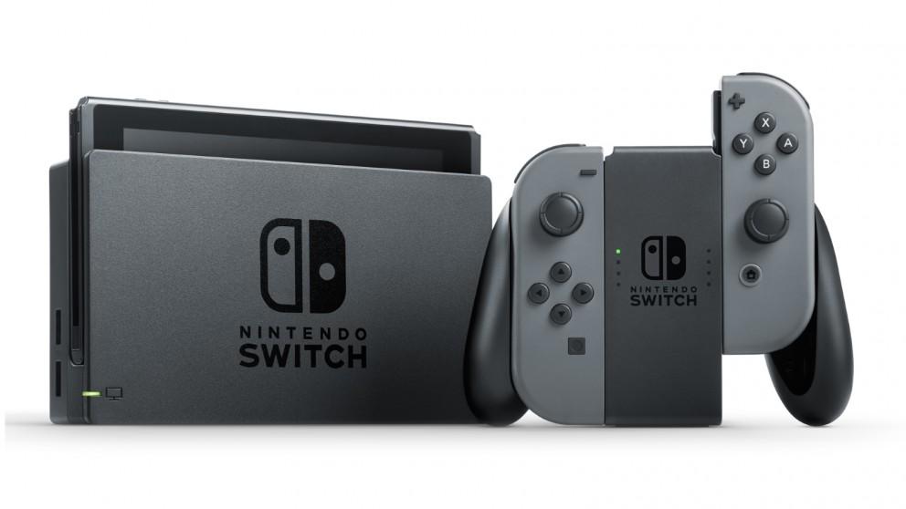 Nintendo Switch Console - Grey