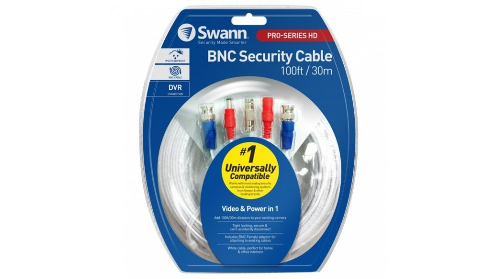 Swann 30MTVF Extention Cable