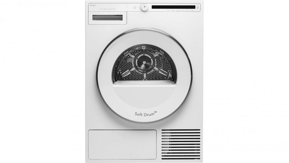 Asko 8kg Classic Heat Pump Dryer - White