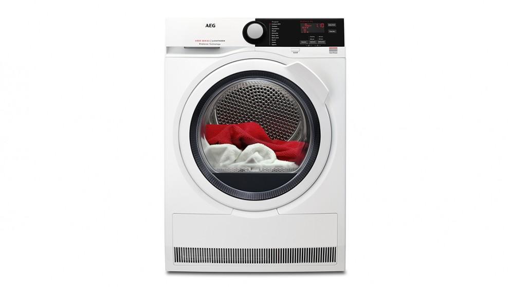 AEG 8kg Condenser Dryer