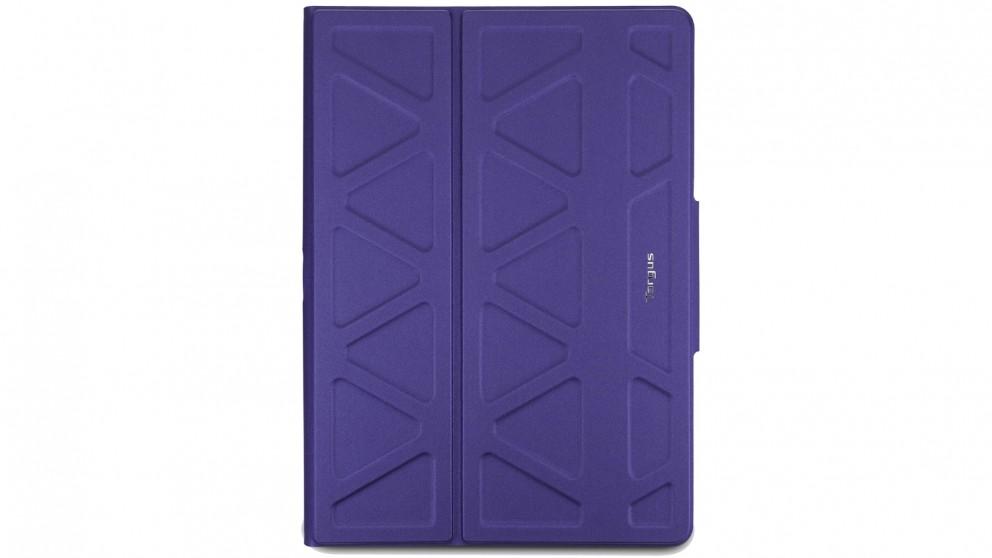 "Targus Pro-Tek 9-10"" Universal Rotating Tablet Case - Blue"