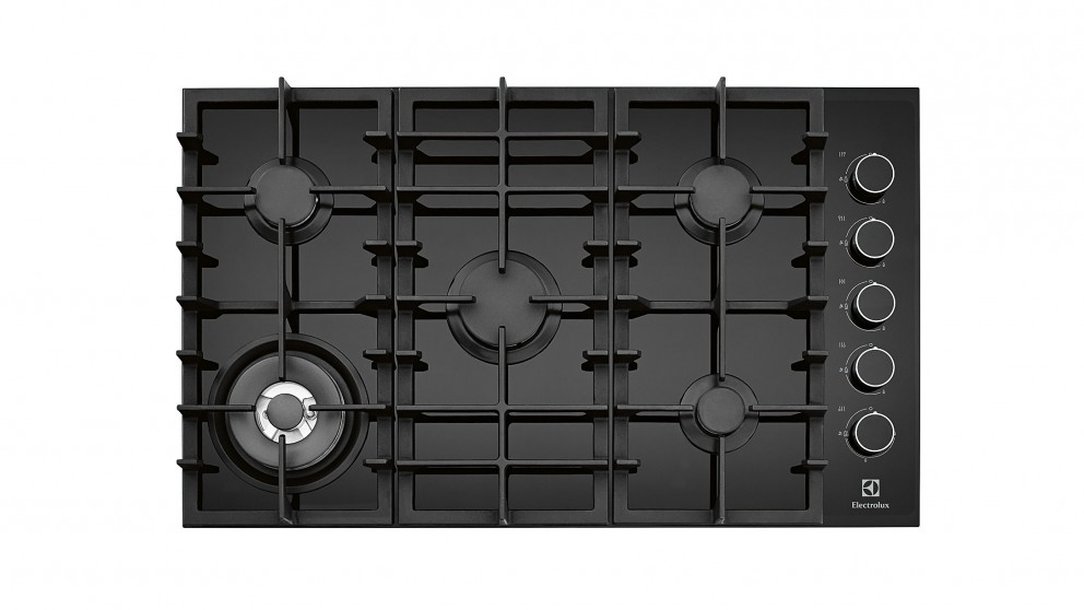 Electrolux 900mm Ceramic Glass Cooktop - Black