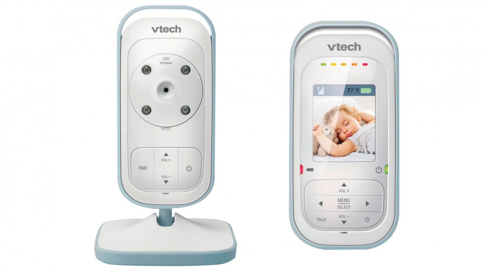 VTech BM2500 Safe & Sound Colour Video and Audio Baby Monitor