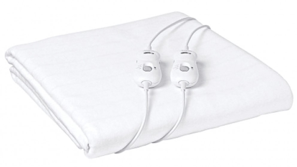 Sunbeam Sleep Perfect Fitted Electric Blanket - Queen Bed