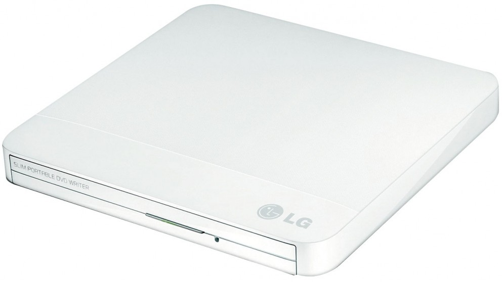 LG Super-Multi Portable DVD Rewriter