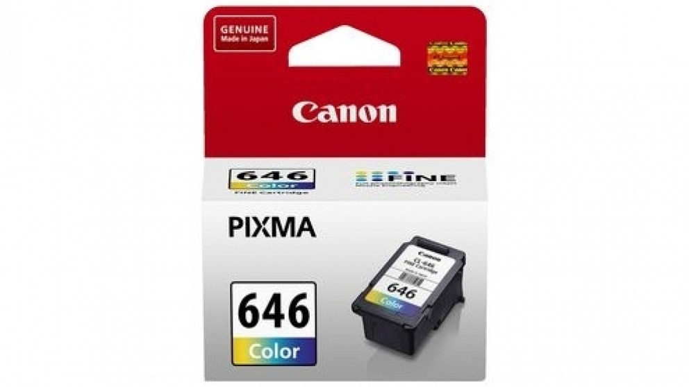Canon CL-646 Tri Colour Cartridge