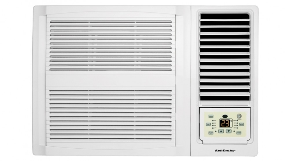 Kelvinator 2.2kW/1.9kW Reverse Cycle Window/Wall Air Conditioner
