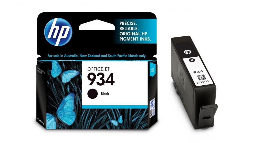 HP 934 Ink - Black