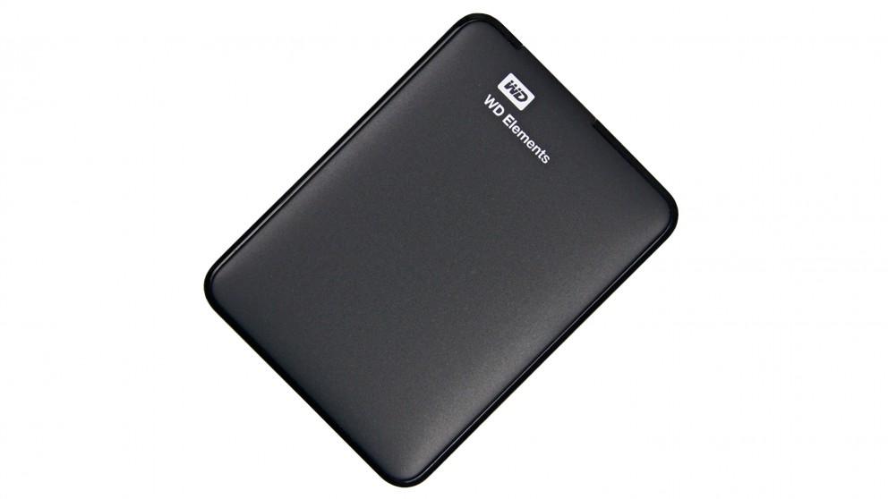 WD Elements 1TB Portable Hard Drive