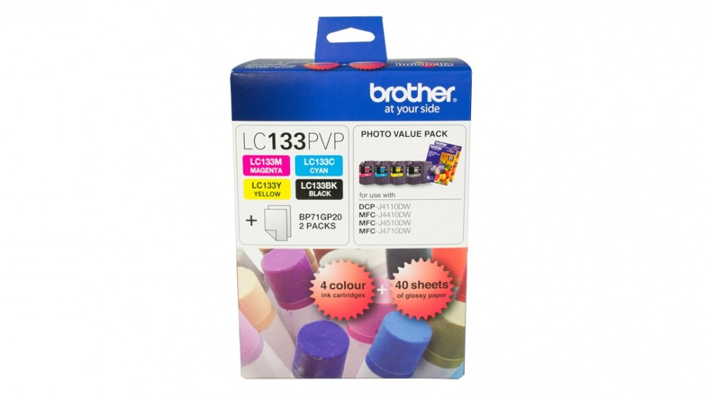 Brother LC-133PVP Value Pack