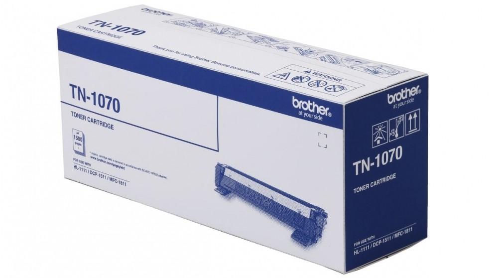 Brother TN-1070 Toner Cartridge - Black