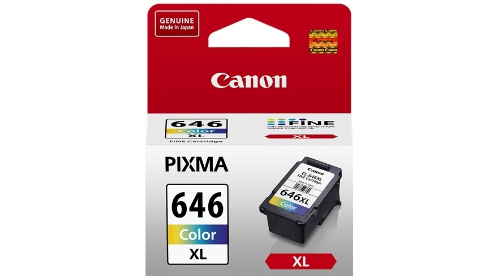 Canon CL-646XL Tri Colour Cartridge