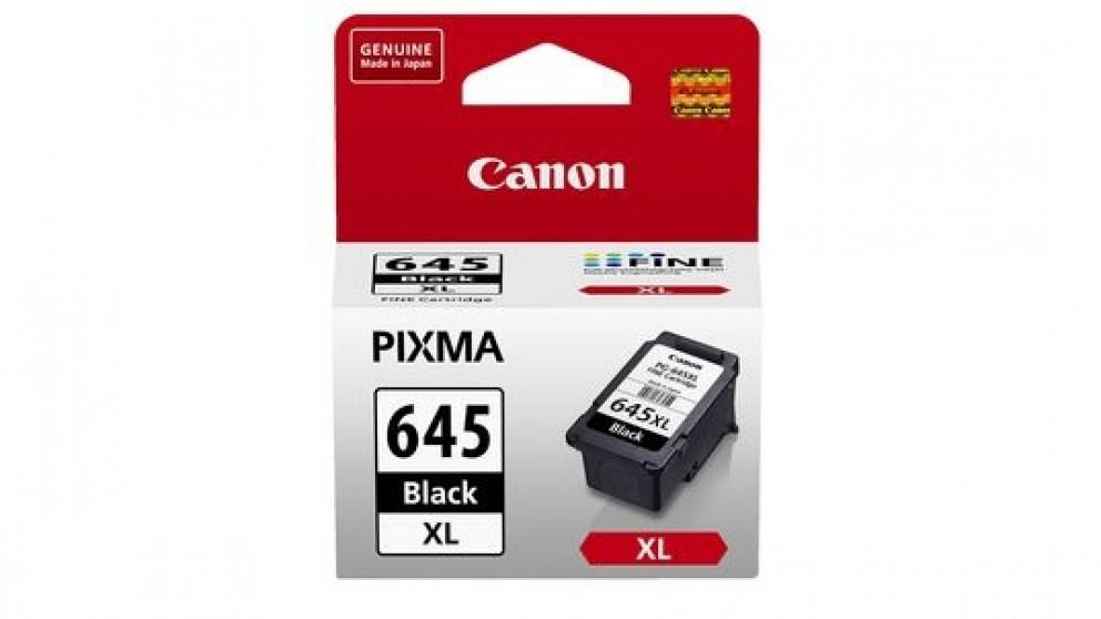Canon PG-645XL Ink Cartridge - Black