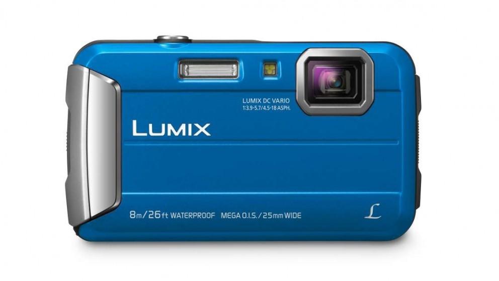 Panasonic DMC-FT30 Lumix - Blue