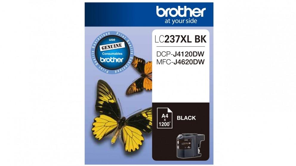 Brother LC237XLBK Ink Cartridge - Black