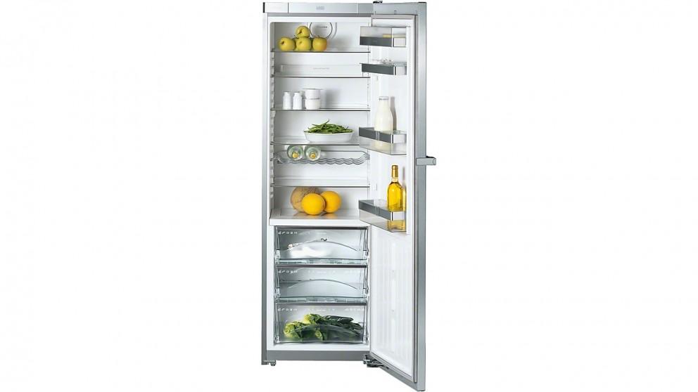 Miele 403L Clean Steel Refrigerator