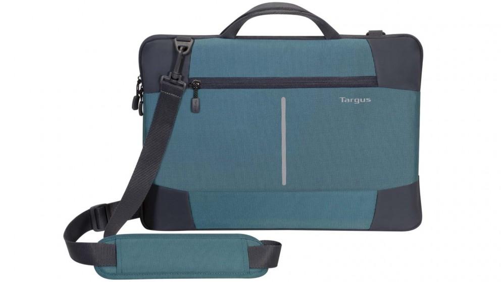 "Targus 15.6"" Bex II Laptop Slipcase - Stone Blue"