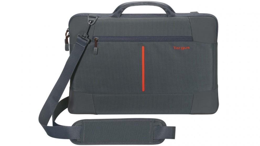 "Targus 15.6"" Bex II Laptop Slipcase - Ebony/Red"
