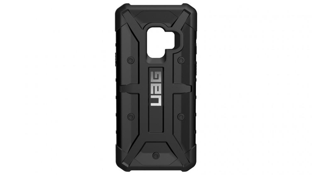 buy popular 914bb 0a29f UAG Pathfinder Samsung Galaxy S9 Case - Black