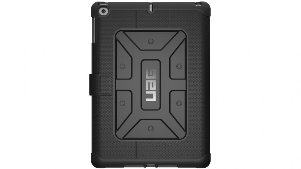 UAG Metropolis Case for iPad - Black