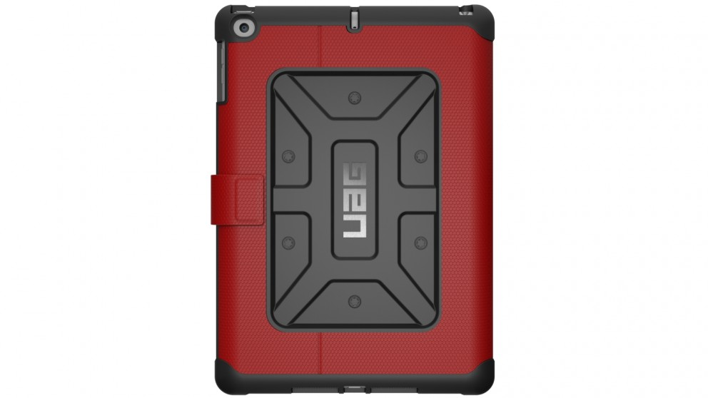 UAG Metropolis Case for iPad - Magma