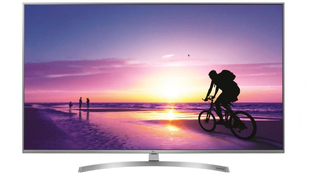 Buy Lg 49 Inch Uk75 Super Uhd Led Lcd Ai Thinq Smart Tv Domayne Au
