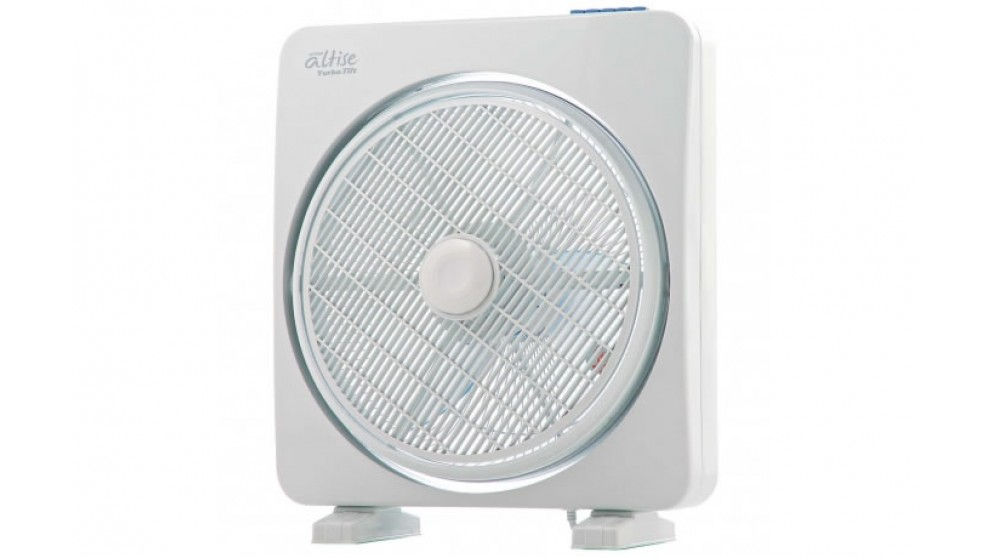 Omega Altise 35cm Turbo Tilt Box Fan
