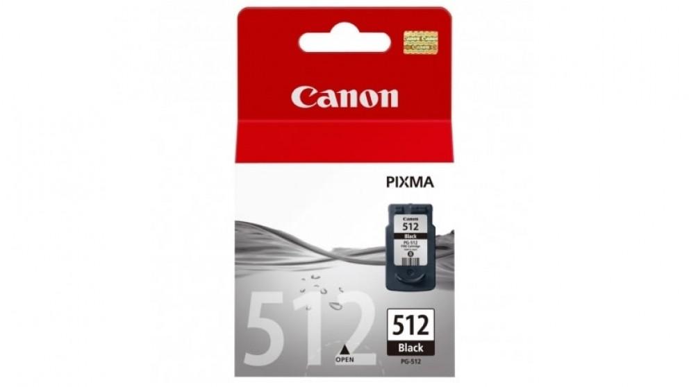 Canon PG-512 Black Colour Ink Cartridge