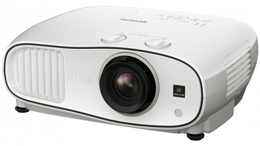Epson EH-TW6700W Home Theatre Projector with Wireless Transmitter Set