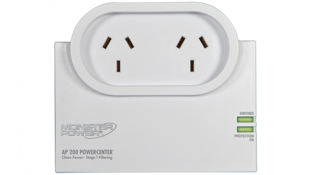 Monster 2 Outlet Clean Power