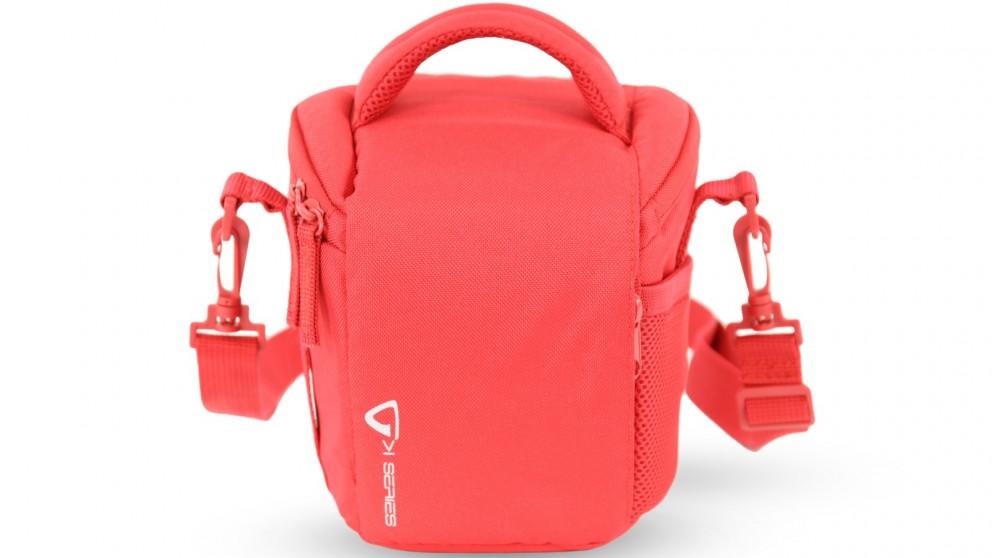 Vanguard VK 15 Camera Shoulder Bag - Red