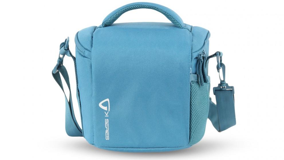 Vanguard VK 22 Camera Shoulder Bag - Blue