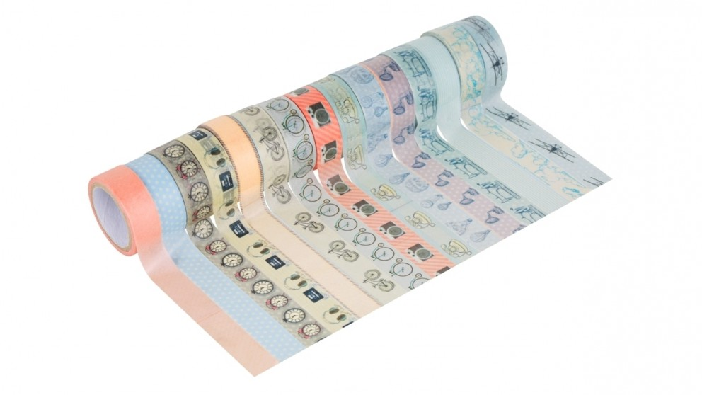 Instax Washi Tape 1 Roll Pack - Vintage