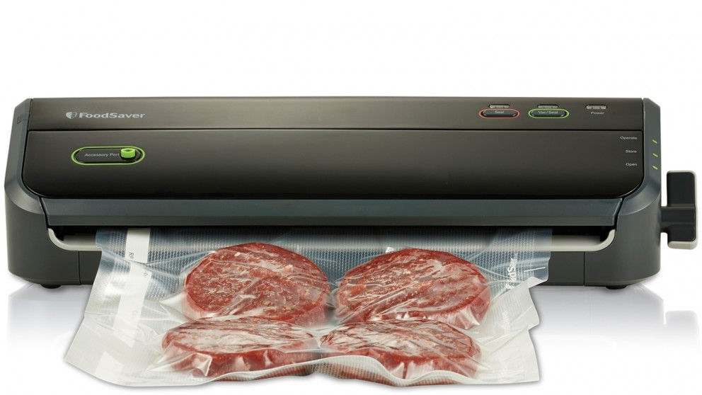 Sunbeam FoodSaver Lock & Seal Vacuum Sealer