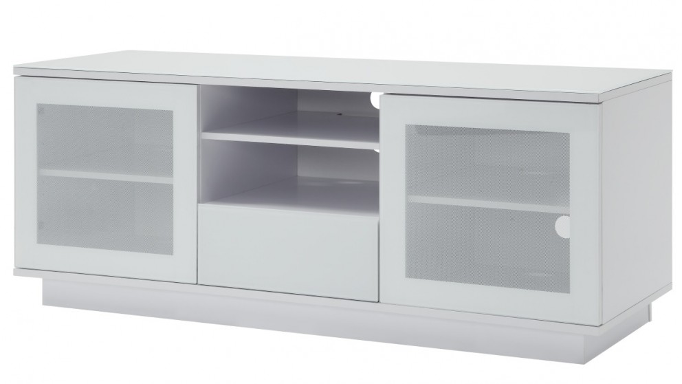 Tauris Titan 1500mm TV Cabinet   White