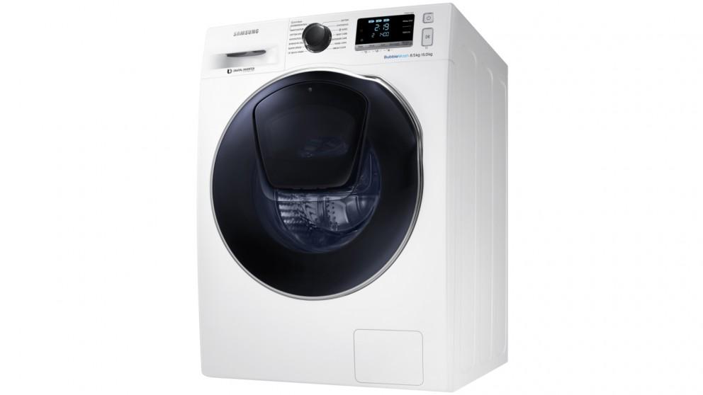 Samsung 8.5kg/6kg Front Load Washer & Dryer Combo