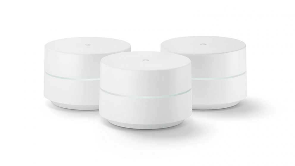 Google WiFi - 3 Pack