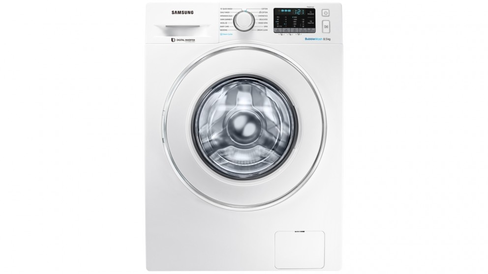 Samsung 8 5kg BubbleWash Front Load Washing Machine with Steam