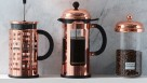 Bodum Chambord 8 Cup French Press - Copper