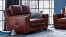 Miles 2-Seater Leather Sofa