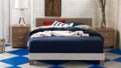 Blokk Upholstered Bed Base