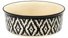Solok Serve Bowl - Black and White